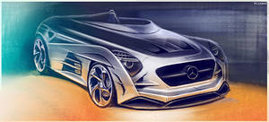 Mercedes Benz Fangio FP by FCD94