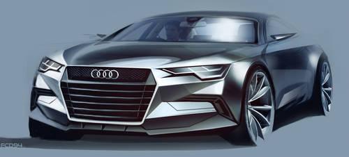 Audi design by FCD94