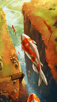 Gone fishing by desmondWOOT