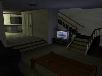 Bad attempt at my old lounge by TRAVARTS