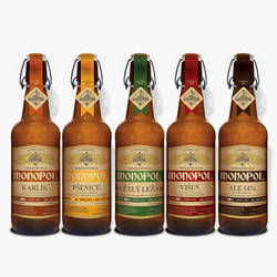 Monopol Bottles by petrspor