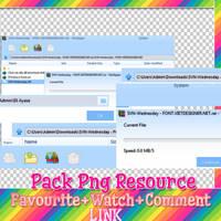 Pack#15:Pack Resource by Airi-Deviantart