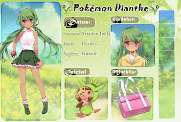 [P-Dianthe] Ariadne Inola by purinachi