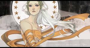 Artemis II by juuhanna