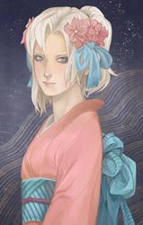 Sakura by juuhanna