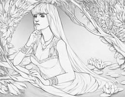 Vellamon neito by juuhanna