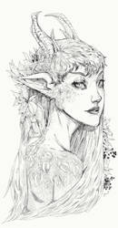 Faun by juuhanna