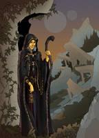 Raislin Majere by Amonthor