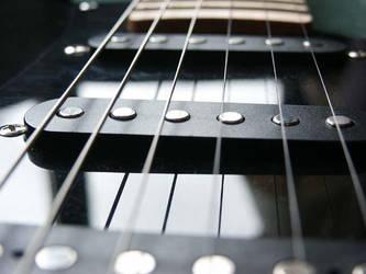 Guitar by MaddyFairy