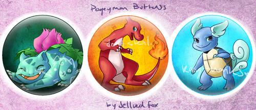 Pokemon Buttonnnnsss 2 by JelliedFox