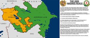 An Armenian-Azeri peace by PatrickMontreal