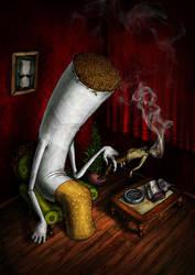 cigarette by onurerler