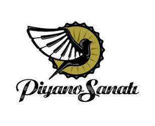 art of piano logo by onurerler
