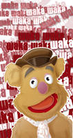 Fozzie Bear by Pencilbags