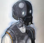 K-2SO by Pencilbags