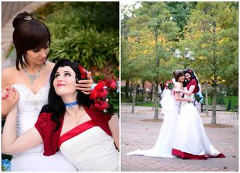 Wedding Bliss by Yashuntafun