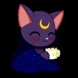 Warm Luna by FaryaWolf