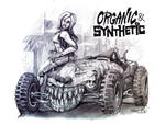 Organic and Synthetic by HorcikDesigns