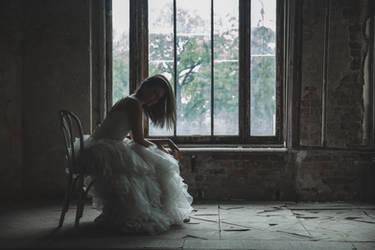 Bride by roxxsc