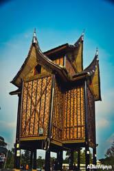 Rangkiang Bairiang by AuliaWijaya