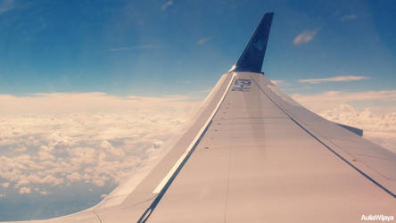 Leaving On A Jet Plane by AuliaWijaya