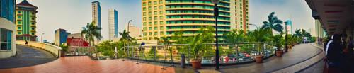 Another side of Jakarta by AuliaWijaya