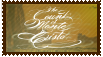 The count of Monte Cristo (musical) stamp by Stuflox