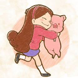 Mabel by mmuttonn