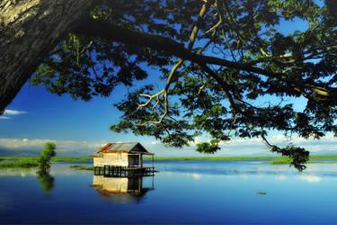 Landscape by zainalelcoerra