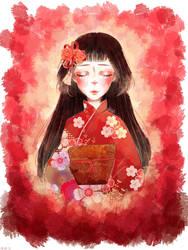 Shamimura by HaraSama
