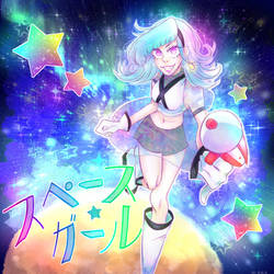 Space Girl! by HaraSama