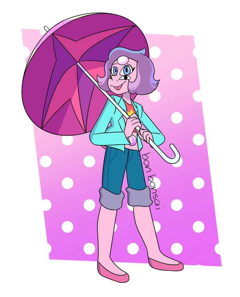 wOAH I'm still shook about what happened in the last steven universe episode!  So here, have rainbow quartz 2.0.  www.instagram.com/bon.bonsai/ <- instagram