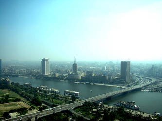 cairo by hussein007