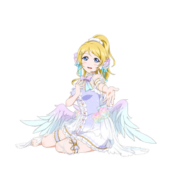 [Render#43] Love Live Eli by LoveLiveRenders