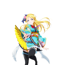 [Render#81] Love Live Eli by LoveLiveRenders