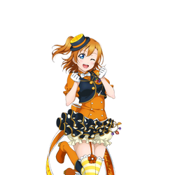 [Render#83] Love Live Honoka by LoveLiveRenders