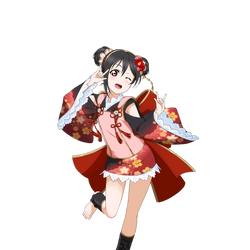 [Render#86] Love Live Nico by LoveLiveRenders