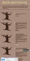 Tutorial #1 : Tree Bark by Mowito