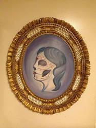 Sugar Skull by ErosArt8