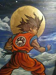Goku by ErosArt8