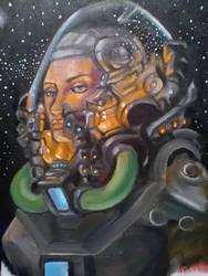 psycohaught by ErosArt8