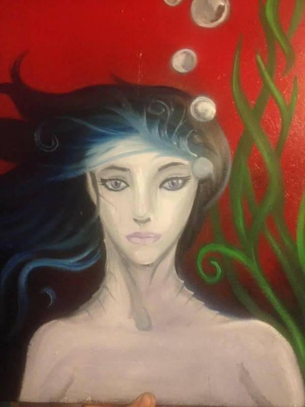 Submerged by ErosArt8