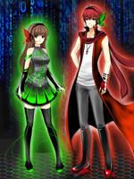 Contest Entry - Omochii by LunardreamerEmy