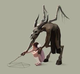 Satan2222 by glooh