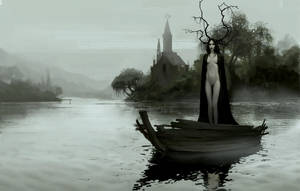 Lake by glooh