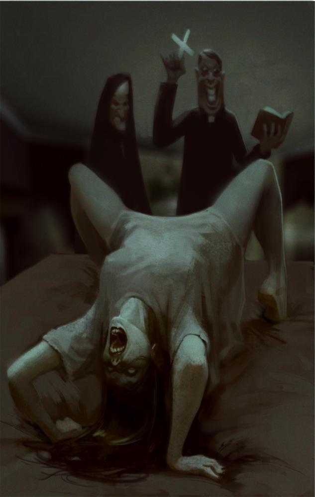 Exorcism by glooh
