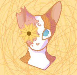Sunflower by 5tr34mt41l