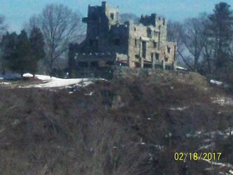 William Gillette Castle Winter 2017 by Transformerbrett97