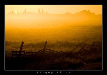 Golden Sunrise... by sergey1984