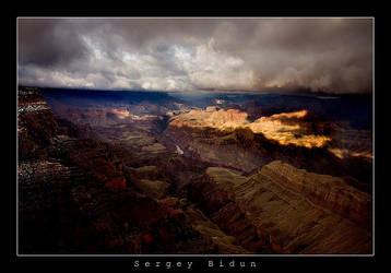 Grand Canyon... by sergey1984